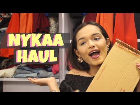 Nykaa Haul | Kashish Chhabda
