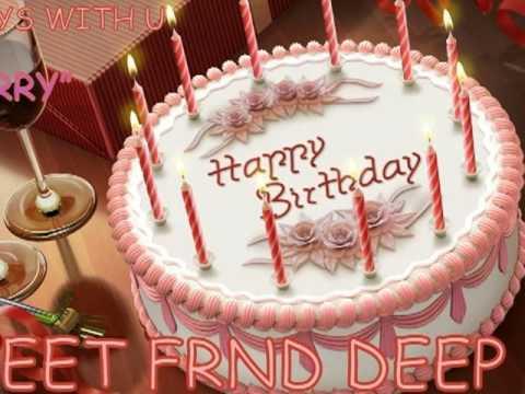 Happy Bday Divya.wmv video