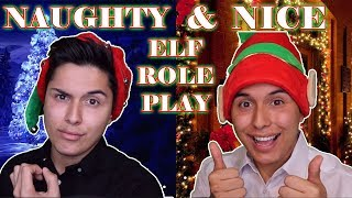 [ASMR] Naughty & Nice Elf Role Play! (Christmas Tingles!)