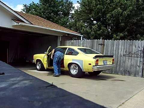 1976 Pro Street Chevy Vega