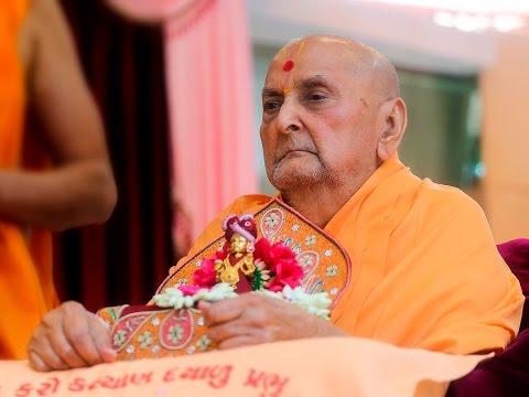 Guruhari Darshan 27 Apr 2016, Sarangpur, India