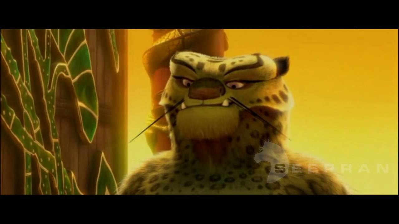 quoti will never diequot kung fu panda tai lung youtube