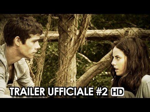 Maze Runner - Il Labirinto Trailer Ufficiale Italiano #2 (2014) - Wes Ball Movie HD