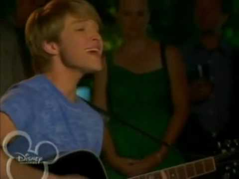 Hero (unplugged)     Sterling Knight As Christopher Wild    Starstruck Movie Scene video