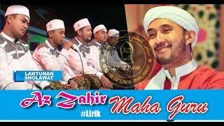 Download Lagu Maha Guru Az Zahir Lirik Cover Mayada   Live MAN Tegal   Lantunan Sholawat Gratis STAFABAND