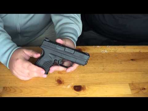Springfield XDS Final Review
