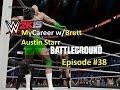 WWE 2k15 (PS4)   MyCareer Brett Austin Starr   EP 38   Starr vs. Rhodes III