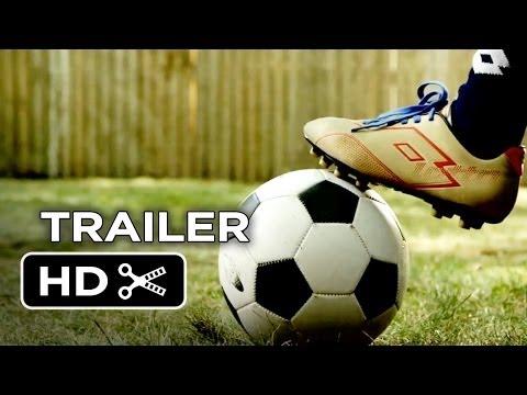 Golden Shoes Official Trailer (2014) - John Rhys-Davies. Soccer Movie HD