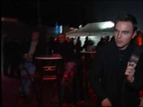 Liam Gallagher en de zusjes Appleton