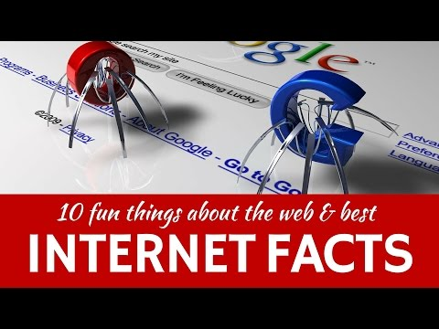 10 Fun Facts about Internet, History & Future of World Wide Web