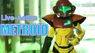 METROID: Encounter at Ceres Colony (Metroid Live-Action Fan Film)