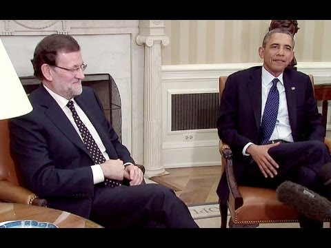 President Obama's Bilateral Meeting with President Rajoy of Spain