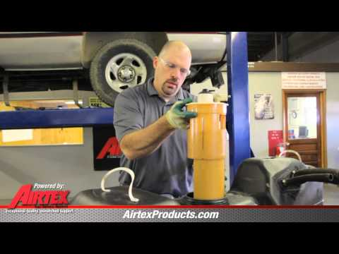 How to Replace Fuel Pump E7093M in 1996-1997 Dodge Ram Pickup