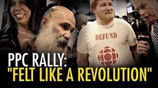 "Ford Nation reacts to Bernier: ""It felt like a revolution!"" | David Menzies"