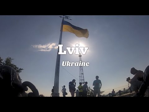 Lviv, Ukraine (Travel Videoblog 021)