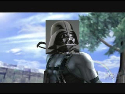Darth Vader Sings: Calling to the Night
