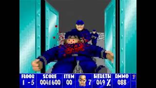 A Madman's Revenge - Chapter One (Wolfenstein 3D) [Part 1] - Mac Mods