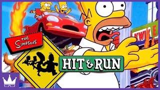 Twitch Livestream | The Simpsons: Hit & Run Part 1 [Gamecube]