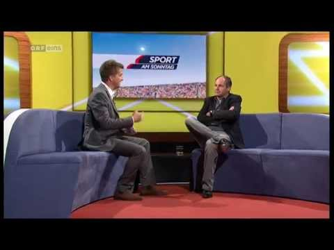 ORF Senna Special - Gerhard Berger Interview *German*