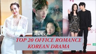 MY BEST KOREAN DRAMA SERIES - GENRE : OFFICE ROMANCE DRAMA  KOREAN( TOP 20 LIST )