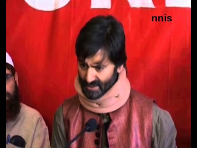 Jklf To Relaunch Quit Kashmir Movement Says Yasin Malik