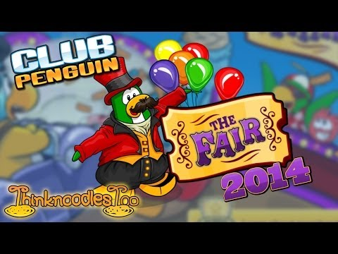 Club Penguin: Fair 2014 Walkthrough Cheats
