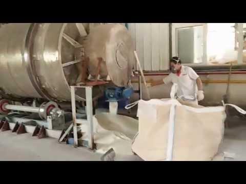 rotary dryer,pearl sand drying system-Shanghai Lipu Heavy Industry co.,Ltd