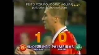 Intercontinental 1999 - Palmeiras x Manchester Utd (Compacto)