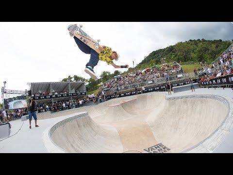 2018 Vans Park Series Brazil Trailer
