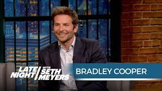Bradley Cooper on Wet Hot American Summer and Shooting a Sex Scene with Michael Ian Black