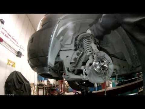 Chevy TrailBlazer Ball Joints Replace -TrailBlazer Upper And Lower Ball Joints Replacement