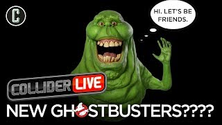 Ghostbusters Gets Another Sequel/Reboot/What is It? - Collider Live #59