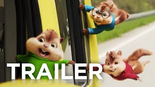 Alvin and The Chipmunks: The Road Chip | Official HD Trailer #1 | 2016