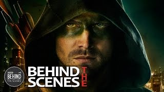 Arrow (Behind The Scenes)