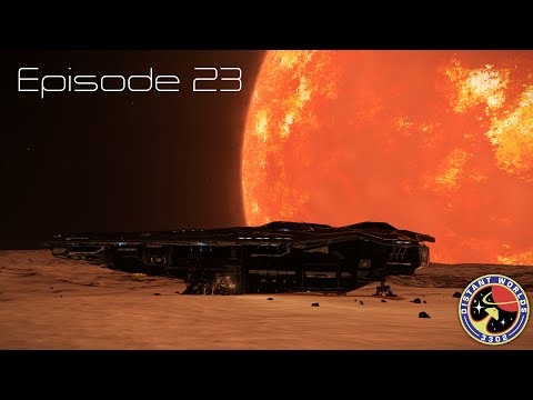 Distant Worlds 23: Arriving at New Botany Bay