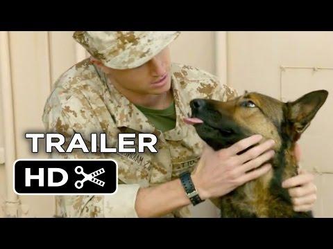 Max UK TRAILER (2015) - War Dog Drama HD
