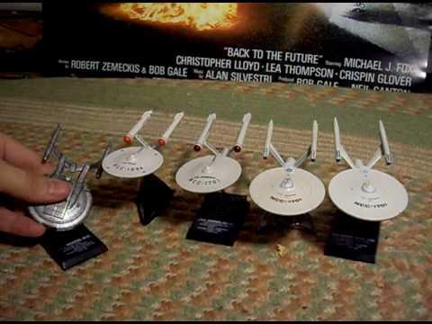 Star Trek Ship Toys Star Trek Mini Ships