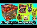 Full Box of 24 Five Nights At Freddy's MyMojis Surprise Blind...