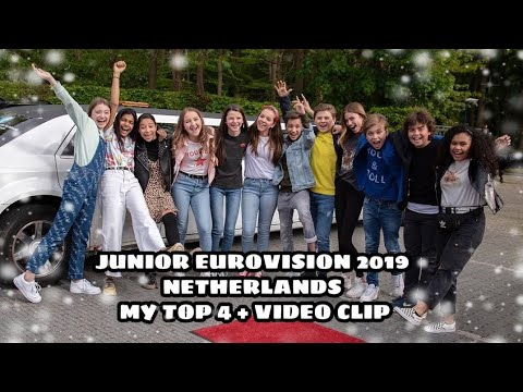 JUNIOR EUROVISION 2019 NETHERLANDS