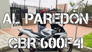 AL PAREDÓN | HONDA CBR 600 F4i #FULLGASS