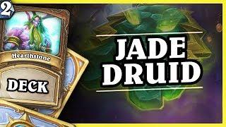 JADE GOLEM DRUID 2/2 - Hearthstone Decks