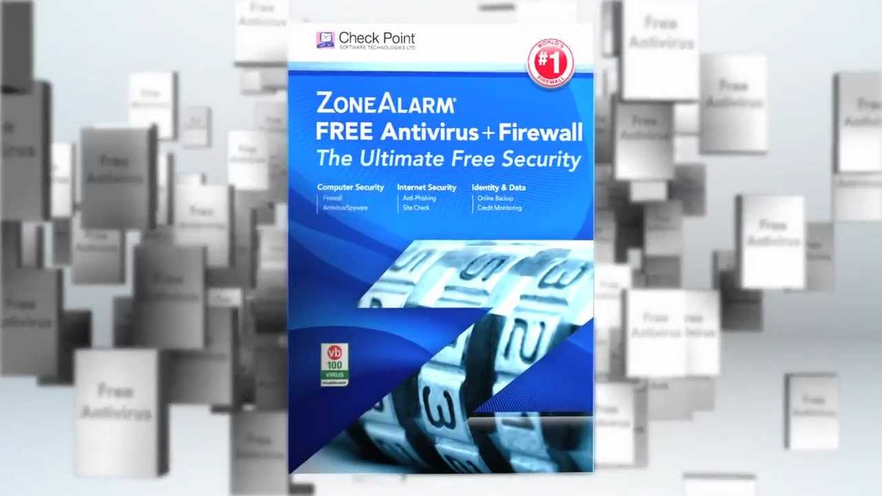 ZoneAlarm Free Antivirus + Firewall - YouTube