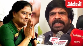 If CM Sasikala jayalalitha not forgive the soul - Interview T.Rajendar