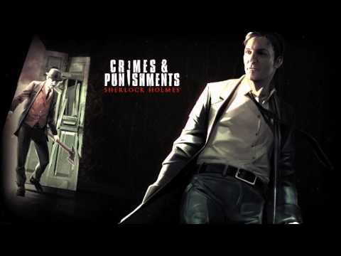 Sherlock Holmes: Crimes and Punishments - Menu Music without background effects