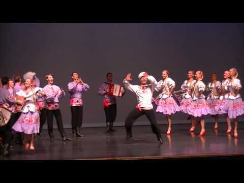 National Dance Company of Siberia at North Shore Center, Skokie, IL, October 13, 2015 part 4