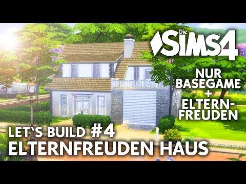 Die Sims 4 Haus bauen | Elternfreuden Familienhaus #4: Waschküche (deutsch)