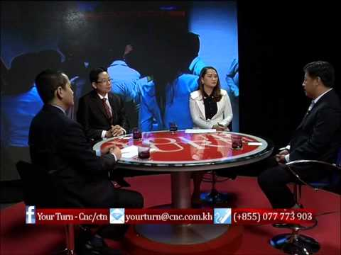 Your Turn CTN #01 How is the stock exchange in Cambodia?