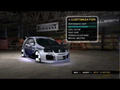 MIDNIGHT CLUB LOS ANGELES: CUSTOM CARS (HD)