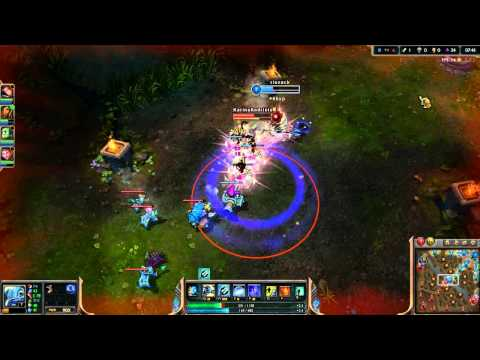 League of Legends - Gameplay de Fizz