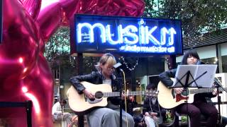 Tick Tock Museum - Scar ( cover Lucy Rose ) @K11 [Musik 11 - indie music for all ]29Dec2012